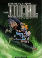 The Incal: The Epic Conspiracy by Alexandro Jodorowsky & Moebius(2005) CLASSIC!