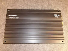 RARE BLAUPUNKT VELOCITY V7000 7 CH COMPLETE SYSTEM AMPLIFIER MADE IN USA AMP