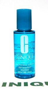 CLINIQUE Rinse-Off Eye Makeup Solvent Remover MINI (2oz/60mL)