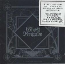Ghost Brigade - IV: One With the Storm CD 2014 jewel case post-rock