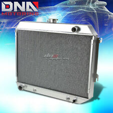 FOR 68-73 DODGE CHARGER/CHALLENGER 383-440 3-ROW FULL ALUMINUM RACING RADIATOR