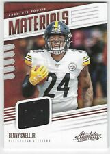 2019 Absolute Football - Absolute ROOKIE MATERIALS - #4 - BENNY SNELL JR.