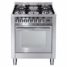 Lofra 70cm Dual Fuel Freestanding Cooker Stainless Steel Model LM705MF RRP $2999