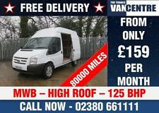 Ford MWB 1 Commercial Vans & Pickups