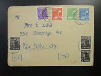 Germany 1948 Cover to New York City - Z6547