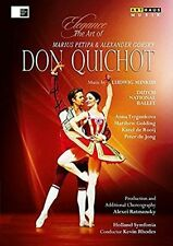 Minkus Don Quichot Dutch National Ballet Kevin Rhodes Arthaus 109266 DVD