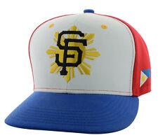 San Francisco Giants Filipino Hertiage Hat 5-23-2016 Cap SF warriors