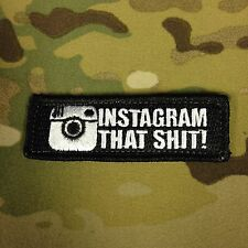 Tactical Outfitters - IG That S*** Morale Patch - SWAT