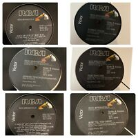 "Rick Springfield 12""Vinyl Lot Of 3 Records (All Near Mint) See Description"