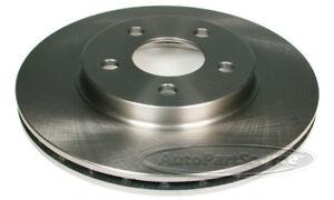 Disc Brake Rotor-Performance Plus Brake Rotor Front Tru Star 491650