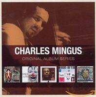 CHARLES MINGUS : ORIGINAL ALBUM SERIES  (5 X CD) - BRAND NEW & SEALED CD<<