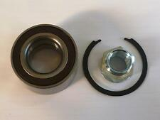 1x Wheel Bearing Kit Front Front Axle Right+Left Fiat 500