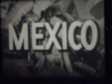 16mm Mexico Castle Films Sound 400'