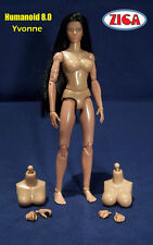 ZICA Toys Humanoid 8.0 Yvonne Doll