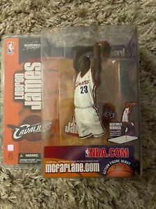 "Lebron James ""Rookie"" McFarlane NBA Series 5 ""Cleveland Cavaliers"" Sealed 2003"