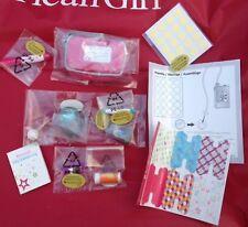 American Girl Diabetes Care Kit NIB Insulin Pump Pen Monitor Bracelet Log