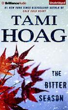 Tami Hoag THE BITTER SEASON Unabridged CD *NEW* FAST 1st Class Ship $39.99 Value