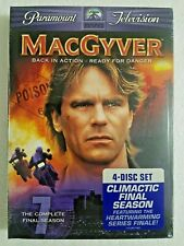 MacGyver - The Complete Final Season - (Dvd 4-Disc Set New Sealed)