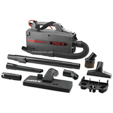 """""""Commercial Xl Pro 5 Canister Vacuum, 120 V, Gray, 5 1/4 X 8 X 13 1/2"""""""