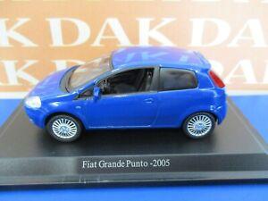 Die cast 1/43 Modellino Auto Fiat Grande Punto 2005