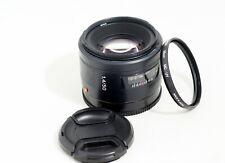 Sony Alpha SAL50F14 50mm f/1.4 AF Lens A-Mount A33 A35 A55 A57 A65 A77 A700 A350
