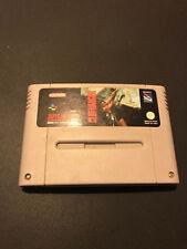 Cliffhanger Super Nintendo SNES PAL