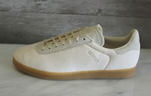 Adidas Originals Gazelle Trainers Grey Sneakers Athletic Shoes 42 Grey US-8.5