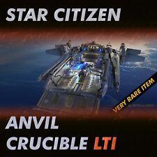 Star Citizen - Anvil Crucible LTI - Lifetime Insurance - NO CCU