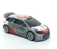 Majorette Citroen DS3 Racing no3 Abu dhabi 1:58 245A New in Box Free Display Box
