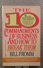 The 10 Commandments of Business and How to Break T