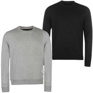 Kangol Men's Sweatshirt S L XL 2XL Pullover Sweat Sweater Jumper New