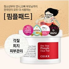 [COSRX] One step Pimple Clear Pads 1Pack(70ea) Korean Cosmetics + 1 Free Sample+