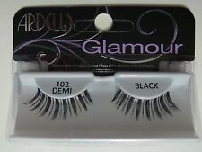 Ardell Fashion Lashes #102 Eyelashes Black 4 pack