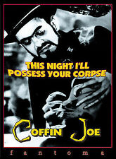 Coffin Joe - This Night Ill Possess Your DVD