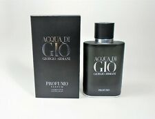 Giorgio Armani ACQUA DI GIO PROFUMO MEN fragrance 2.5 oz 75 ml New Sealed Box