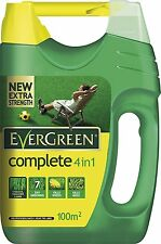 EverGreen Complete 4-in-1 Lawn Care Spreader, 3.5 kg