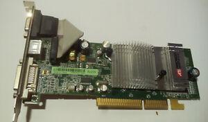 SAPPHIRE Radeon 9550 SE - 128Mo -64-BIT- DDR - AGP 4x/8x -250MHz- VGA/TVO/DVI-I