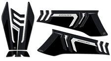 PARASERBATOIO e PROTEZIONI LATERALI 3D x MOTO CB650R compatibili HONDA CB 650 R