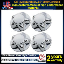 """4 Pack 7"""" Center Hub Cap With 5Lug Steel Wheel for 1997 1998 1999 2000 Ford F150"""