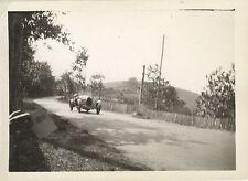 Course autos / car race. St Jean de Luz. 1930's?. Vintage photo. G454