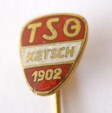 Anstecknadel --TSG Ketsch 1902--