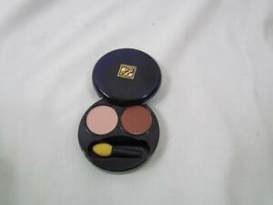 New Estée Lauder Color Intensity Microline Powder Duo 06 Peach Shimmer No Applic