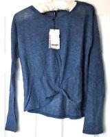 Smash Lompo T-Shirt, Blue, Medium MSRP $55.00
