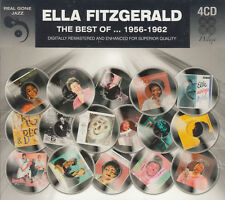 Ella Fitzgerald - The Best Of - 1956 - 1962-   4 CD -  (NEU/OVP in Folie)
