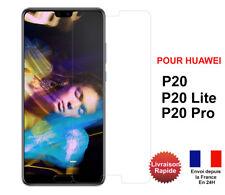 Verre trempé Huawei p20 P20 Lite P20 pro vitre film protection écran pour Huawei