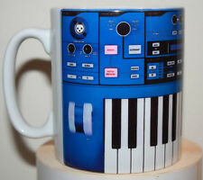 Custom Novation Ultranova Synthesizer novelty mug cup producer studio keyboard