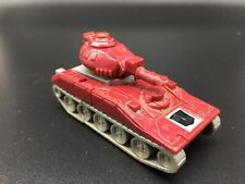 Transformers G1 lot Warpath Takara 1984 Japan little damage to tank turret