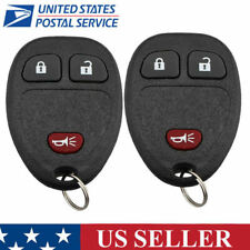 2x Replacement Key Remote Keyless Entry Control Fob Alarm For OUC60270 15913420