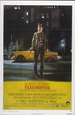 Taxi Driver original studio 8x10 transparency classic movie poster artwork