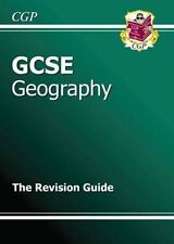 GCSE Geography Revision Guide (A*-G course),CGP Books